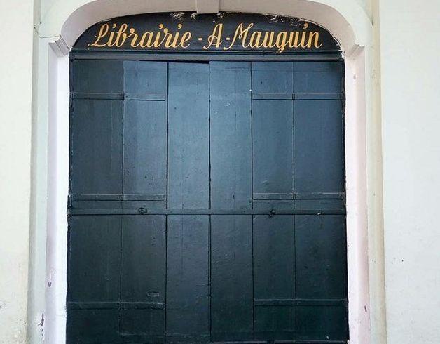 La librairie Mauguin à