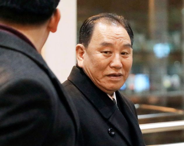 Kim Jong-un's Top Aide Arrives In US For Meeting With Secretary of