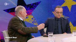 """""""Illner"""": Gauland spricht über die EU – Maas' Reaktion provoziert"""