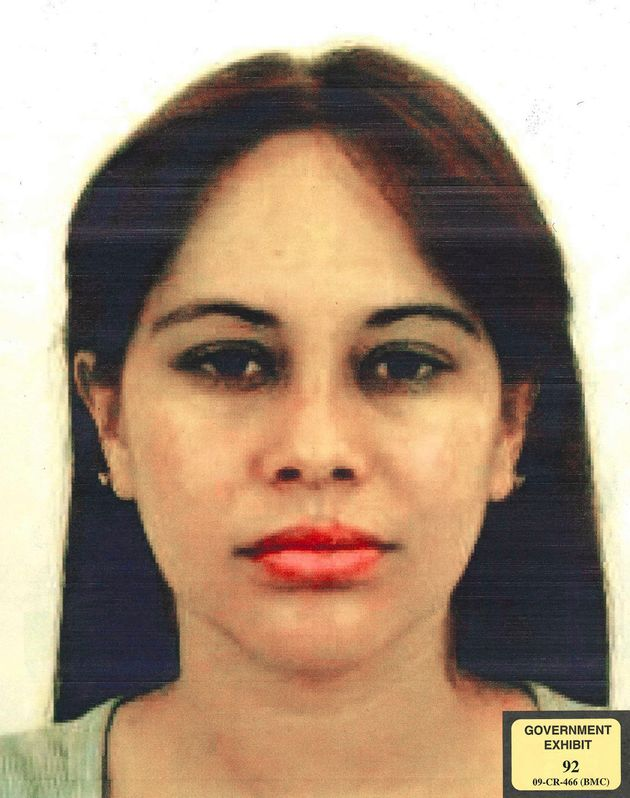 Lucero Guadalupe Sanchez Lopez, pictured in an undated photo provided by the United States Attorney for...
