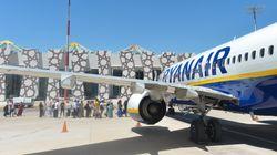 Ryanair lance une ligne