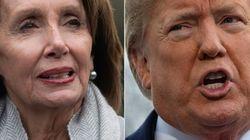 Elle le prive de discours, il lui annule son voyage: la guerre entre Trump et Pelosi est