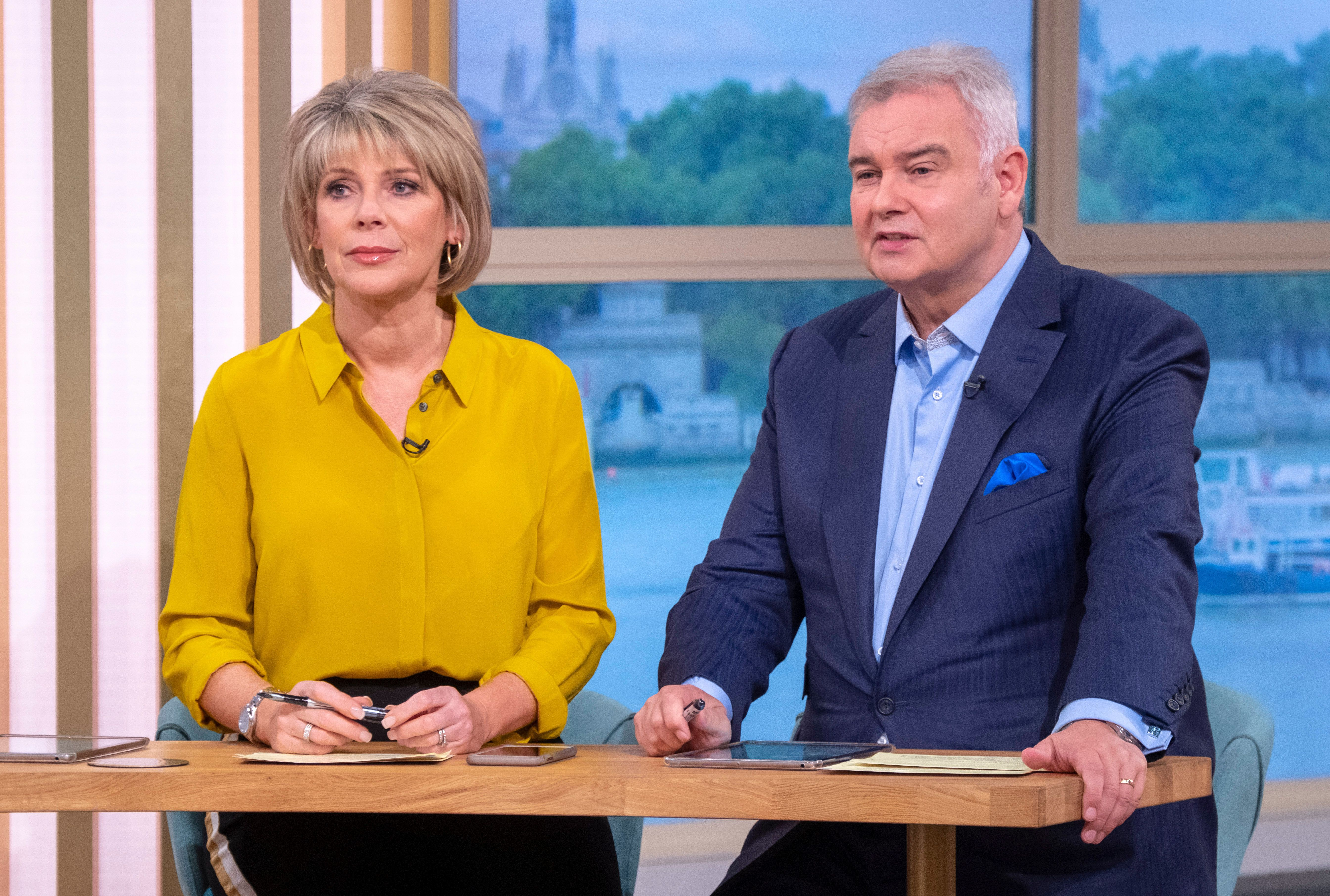TRUST ISSUES: Eamonn Holmes Says He Was Left 'Very Vulnerable' After Being Conned Out Of