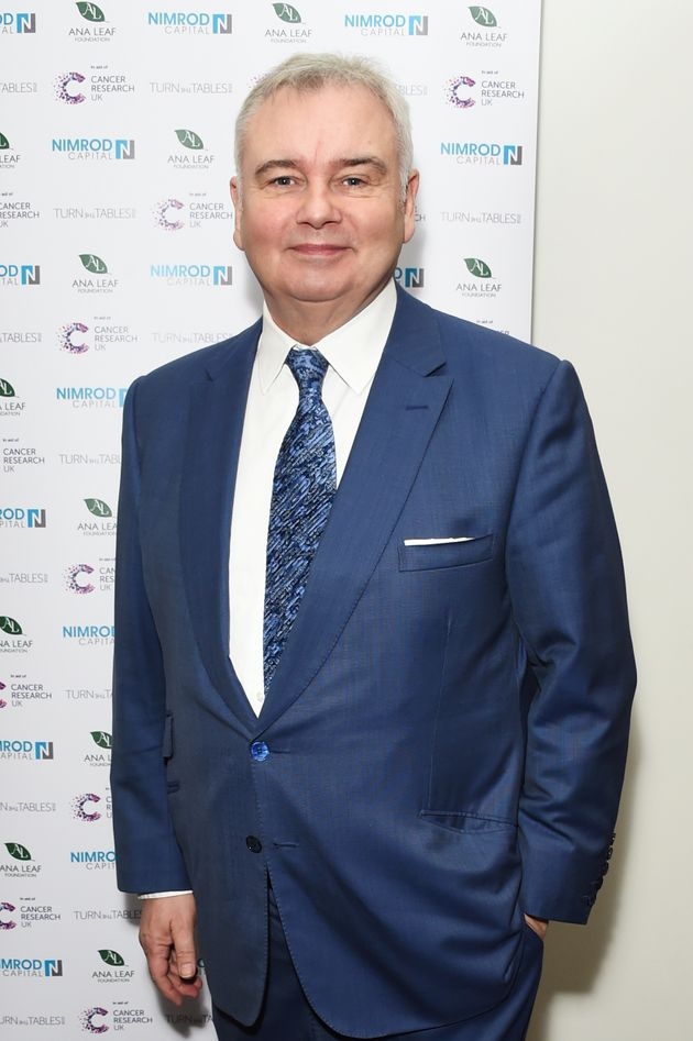 Eamonn Holmes Left Feeling 'Very Vulnerable' After Being Conned Out Of