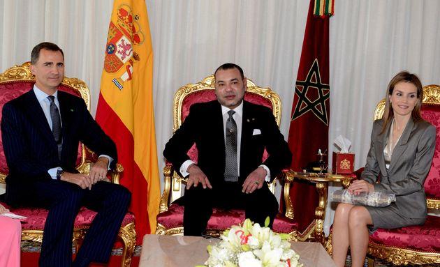 Le roi Felipe VI d'Espagne et la reine Letizia bientôt en visite d'État au