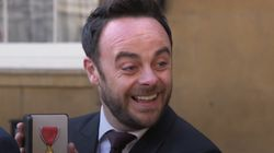 Ant McPartlin Set For TV Presenting