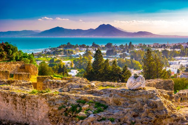 Byrsa, Carthage,