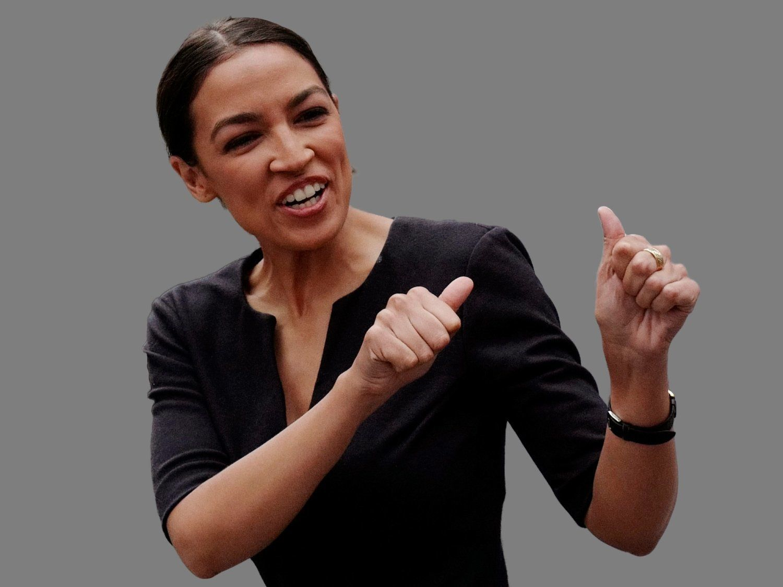 Alexandria Ocasio-Cortez Channels Spice Girls In Government Shutdown