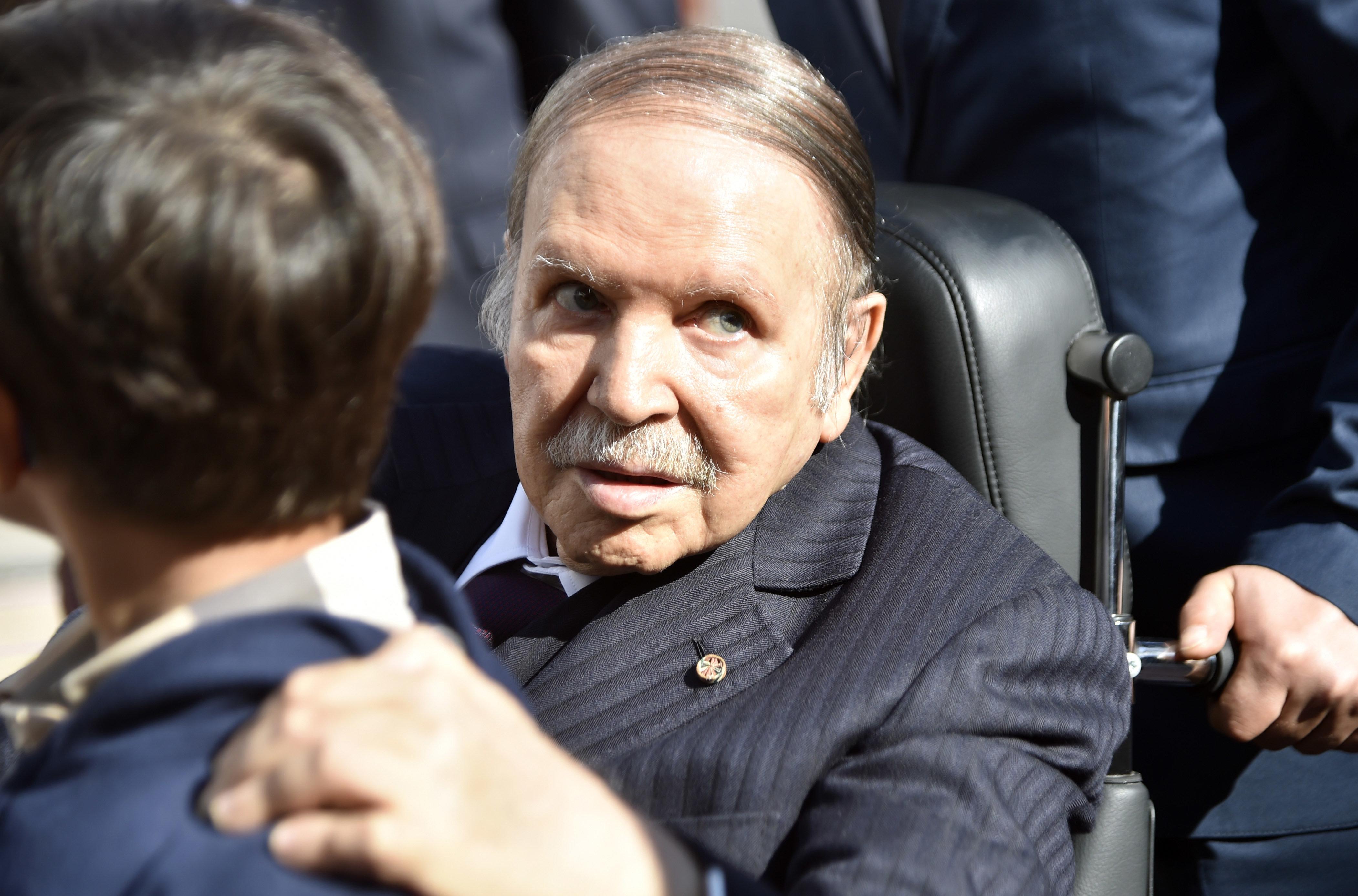 Un remake de 2014 en cours: l'Algérie hors du