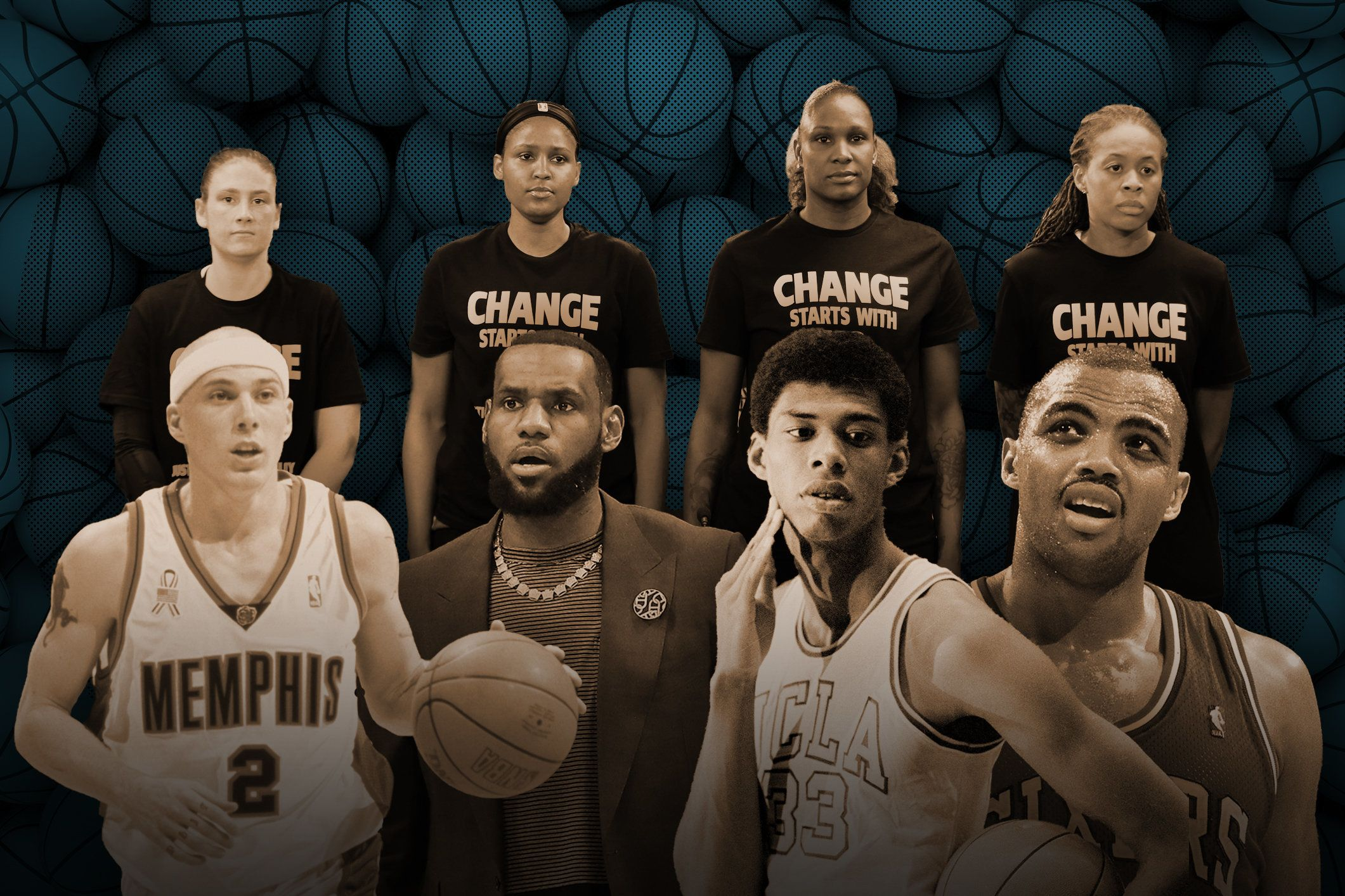 These Men And Women Changed The World Of Basketball As We Know