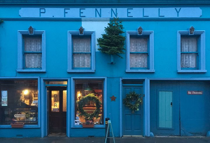 Fennelly's, a cultural hub in County Kilkenny.