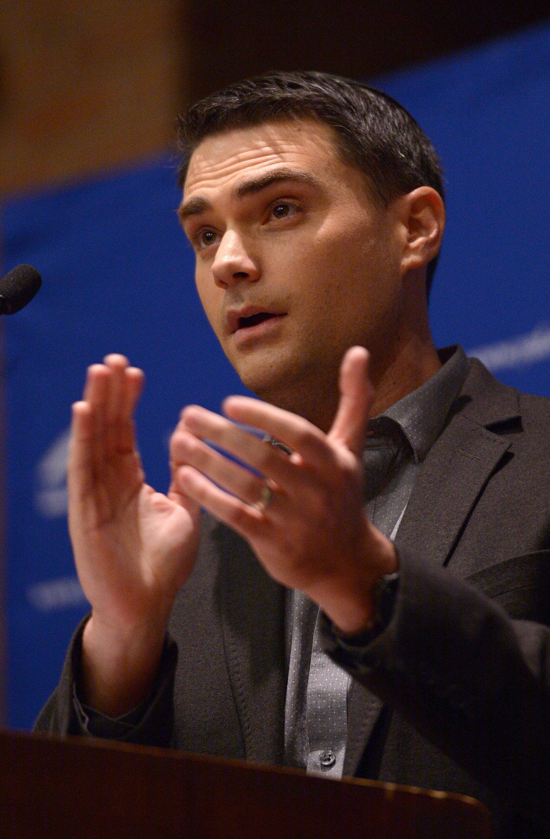 Ben Shapiro Tells Pro-Life Rally He Wouldn't Kill Baby Hitler