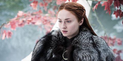 Η Σάνσα του Game of Thrones αποκάλυψε την πιο...αηδιαστική θυσία που έκανε για το ρόλο της