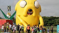 Personagens do Cartoon Network serão atração do Parque Villa-Lobos, em