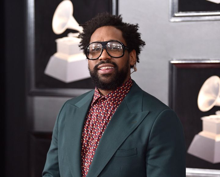 PJ Morton says Maroon 5 can oppose police brutality, support peaceful protest and play at the Super Bowl.