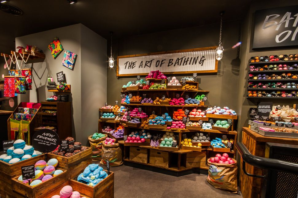 Inside Lush's First UK Plastic-Free Shop: From Solid Shower Gels to Naked