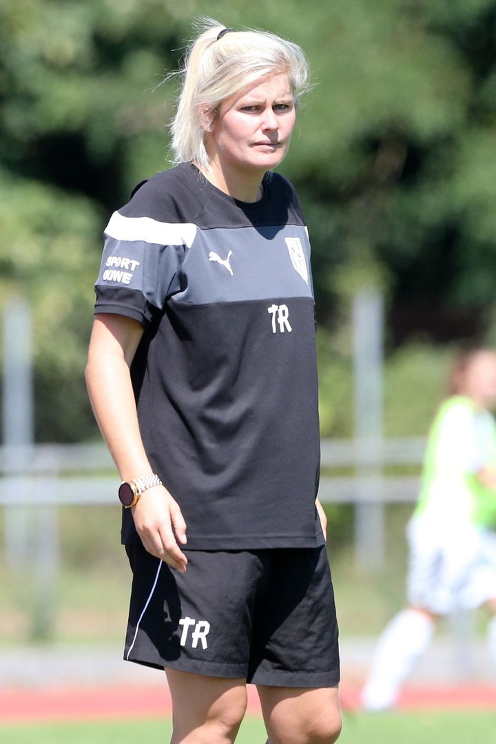 Imke Wuebbenhorst was named BV Cloppenburg's head coach Dec. 21.