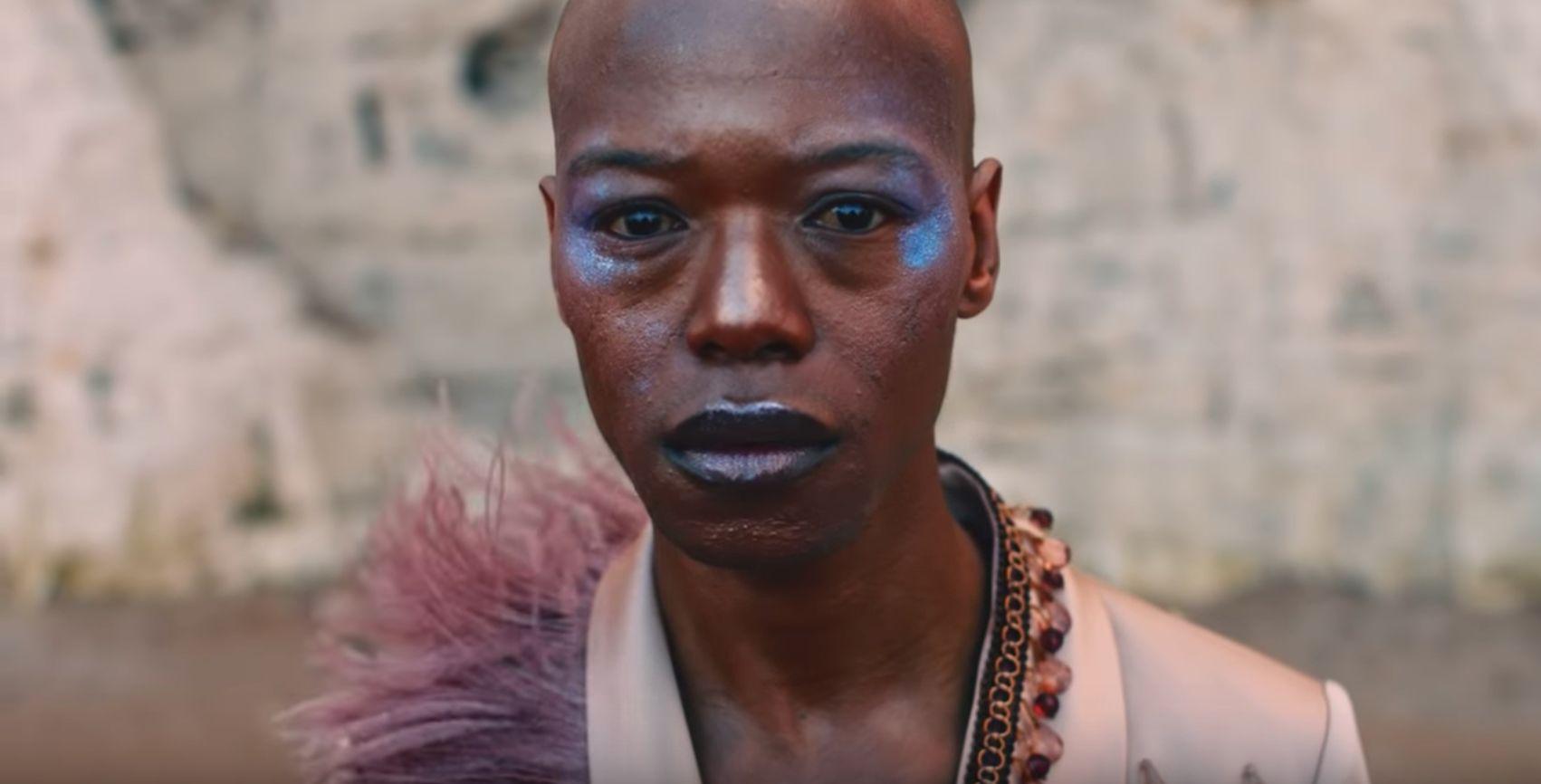 South African singer Nakhane