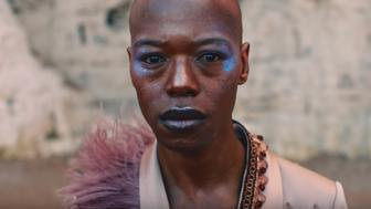 South African singer Nakhane