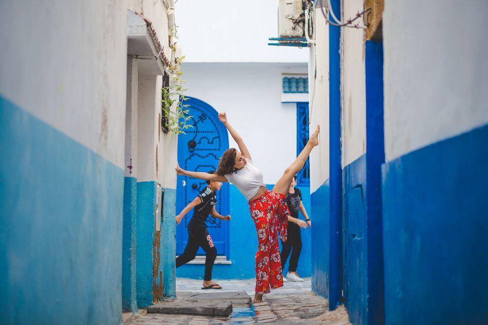 """Paris : """"Machmoum Photo Festival"""", un hymne à la danse en"""