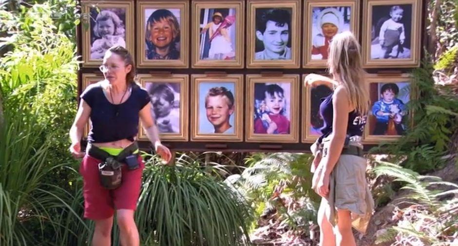 Dschungelcamp: Diese Kindheits-Geheimnisse haben die Kandidaten über sich