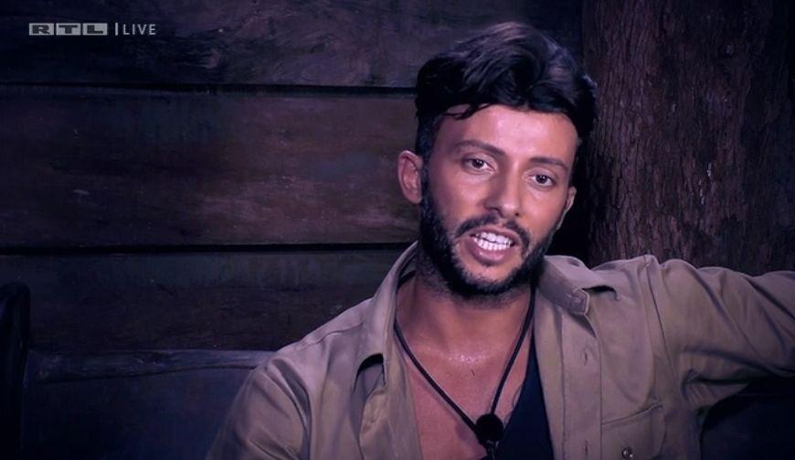 Dschungelcamp: Haarausfall bei Domenico? Kandidaten äußern