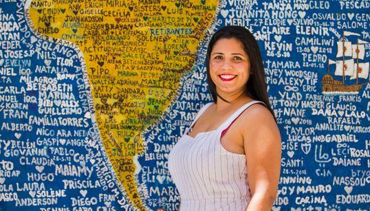 Carol Pereira, a mulher que sonha em fazer do esporte uma ferramenta de