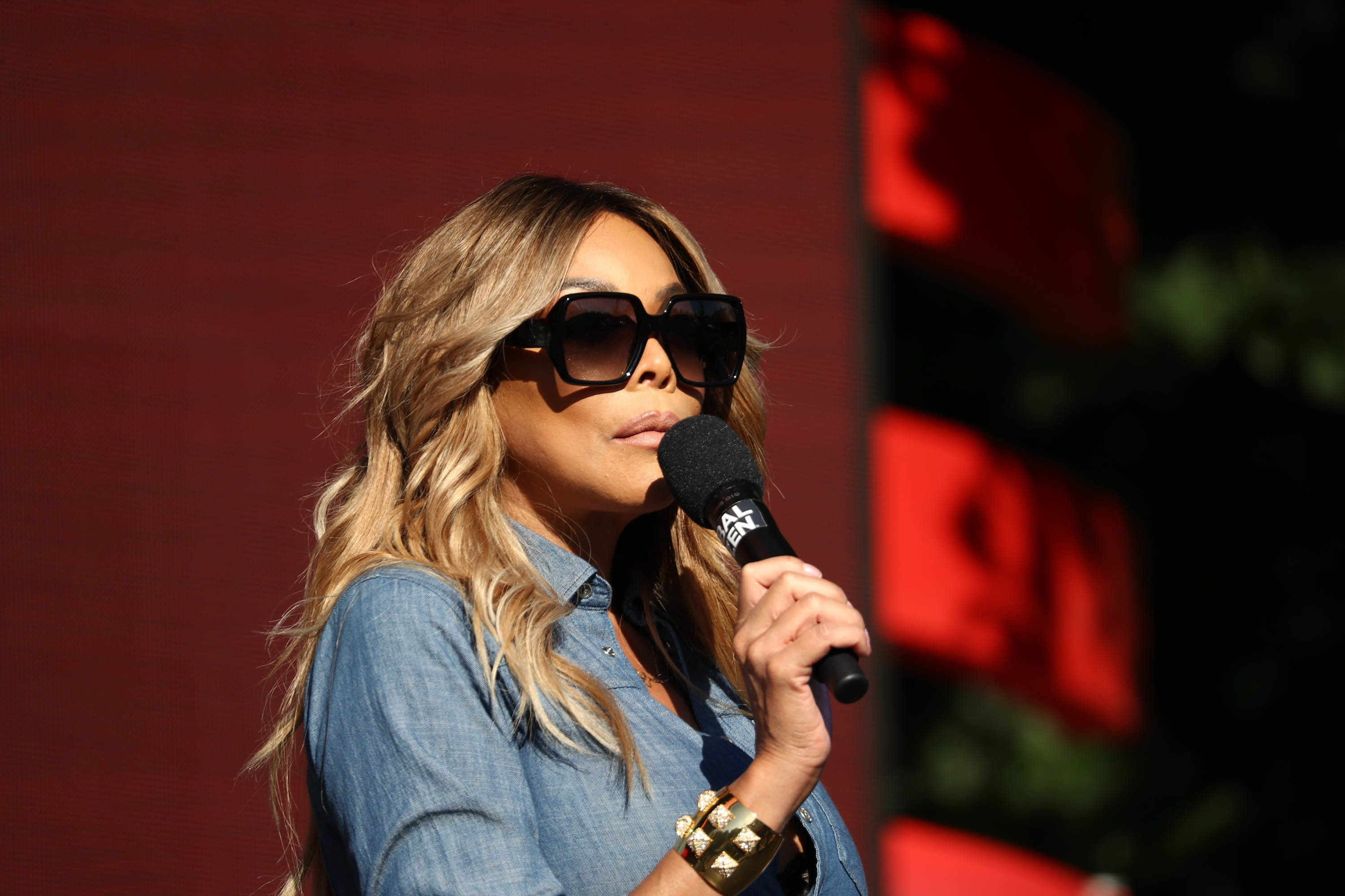 Photo by: John Nacion/STAR MAX/IPx 2017 9/23/17 Wendy Williams at The Global Citizen Festival 2017 in New York City.
