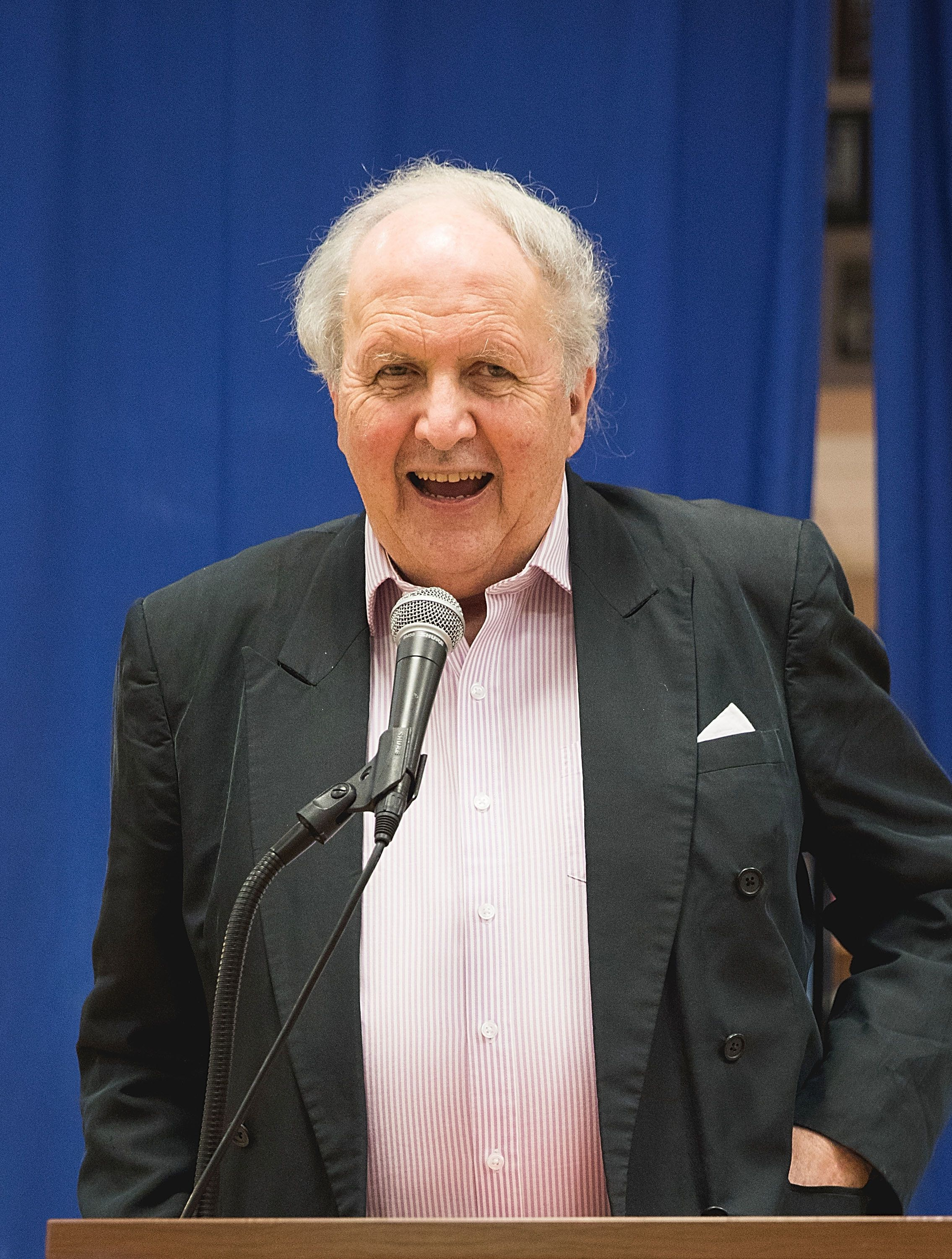 Alexander McCall Smith On Writer's Block, Cultural Appropriation And The Really Terrible