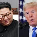 Nordkorea-Konflikt: Trump und Kim Jong-un wollen sich im Februar treffen