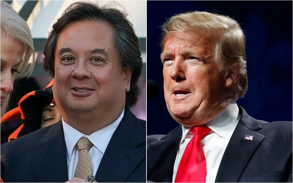 Westlake Legal Group 5c42ee2c230000b8001f9f41 George Conway Tweets One Bit Of Advice For 'Pathological Liar' Trump