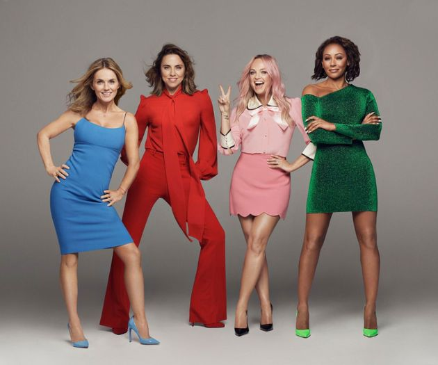 The Spice Girls are reuniting without