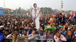 'Delhi Mein Sarkar Badal Do': Mamata's War Cry At Opposition