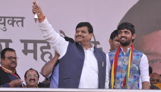 BSP-SP Alliance A Mismatch, Its Leaders Unreliable: Shivpal