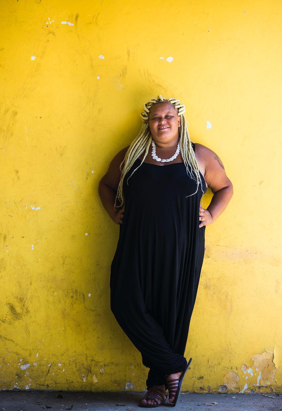 Conseguir viver de arte no Rio de Janeiro não é fácil, mas é o desejo de...