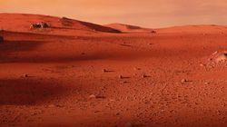 15 χρόνια στον πλανήτη Άρη μέσα σε ένα