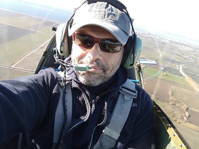 Βρέθηκε η σορός του πιλότου Παναγιώτη