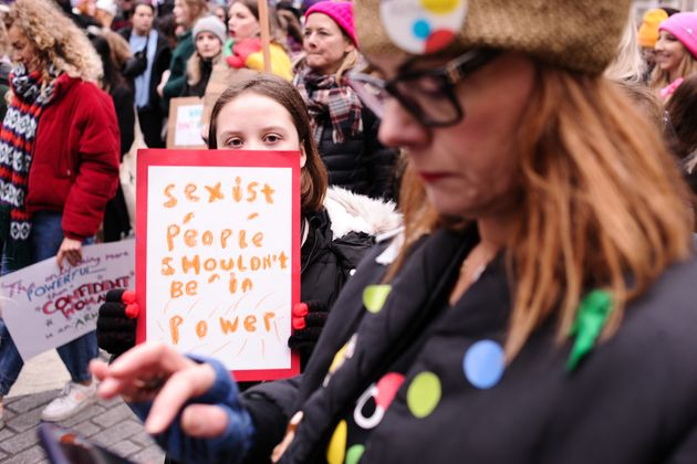 Women's March London: The Best Placards From This Year's