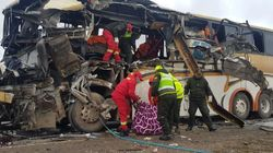 Βολιβία: 22 νεκροί και 37 τραυματίες από τη σύγκρουση δύο