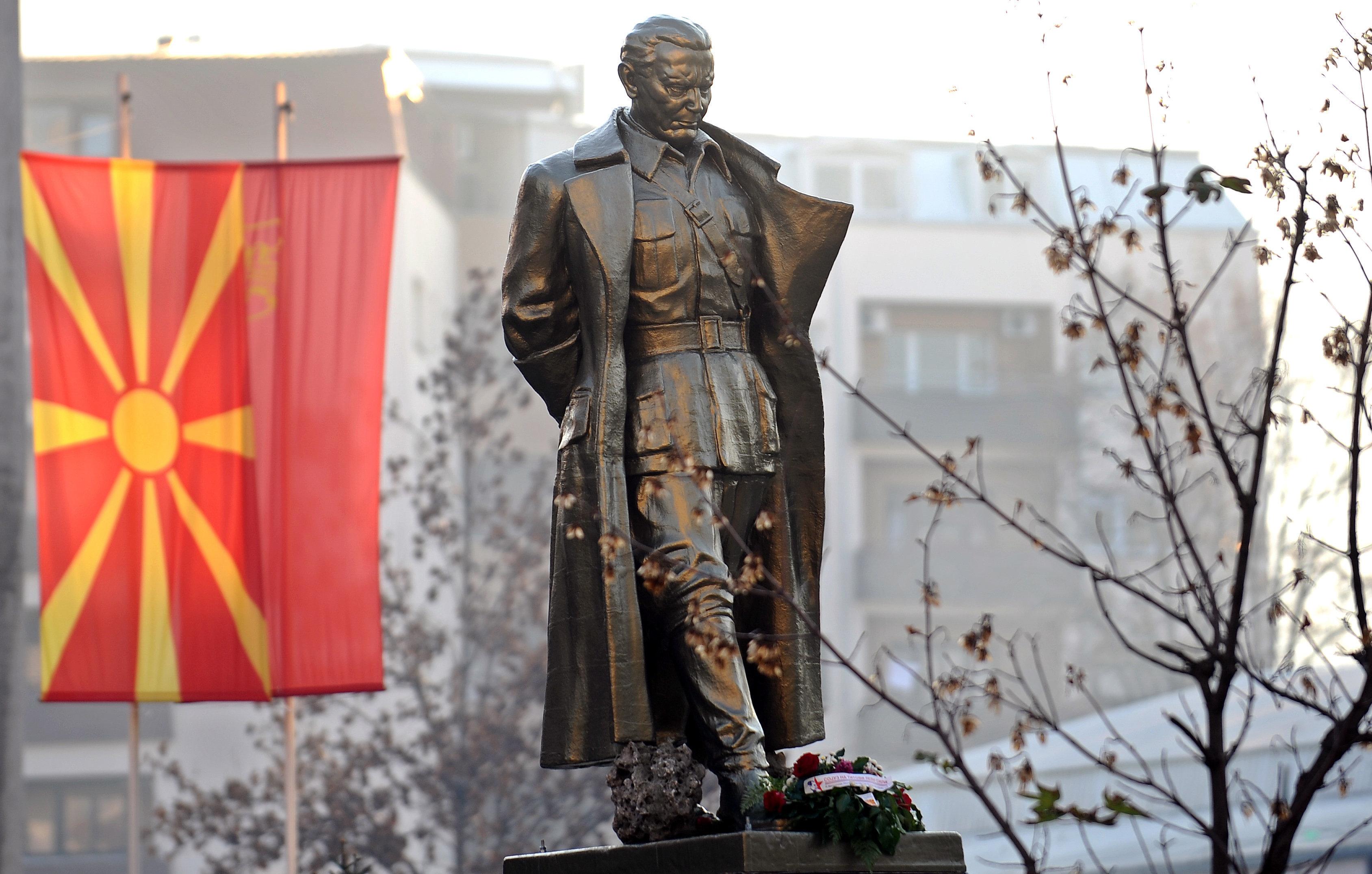 Η ιστορία του Μακεδονικού ζητήματος και η στάση της ελληνικής κυβέρνησης απέναντι στα