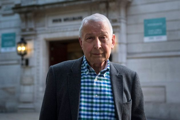 Frank Field, chairs of the Work and Pensions select