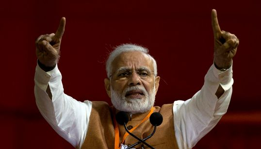 Opposition Shouting 'Bachao, Bachao, Bachao', Says PM Modi On Kolkata
