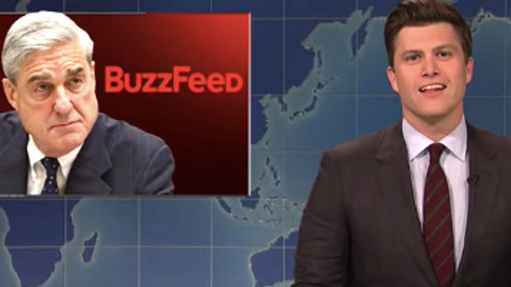 Weekend Update' Rips BuzzFeed In Scorching Attack Over 'Fake