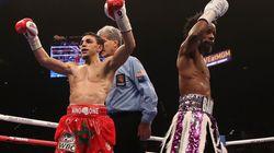 À Las Vegas, le boxeur Nordine Oubaali décroche la ceinture WBC des poids