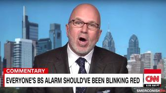CNN's Michael Smerconish said readers should have known better than to trust the BuzzFeed News story.