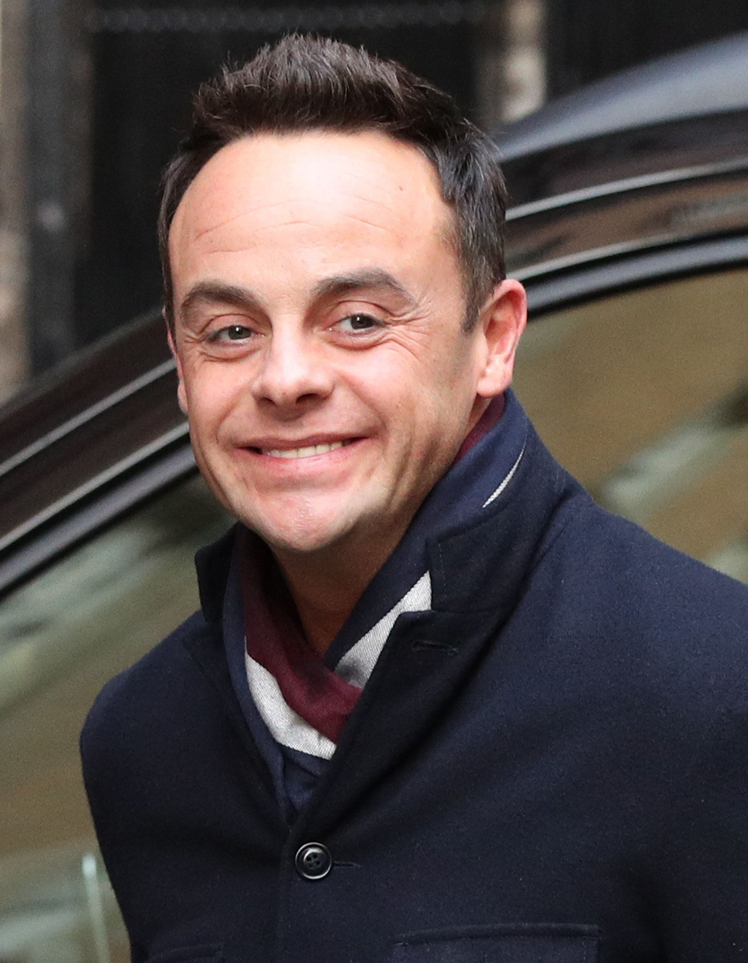 Ant McPartlin is now nine-months