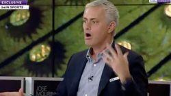 Suspendu en 2005, Mourinho avait trouvé une parade à peine croyable pour parler à ses