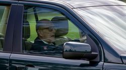 Police Talk To Prince Philip About Not Wearing a