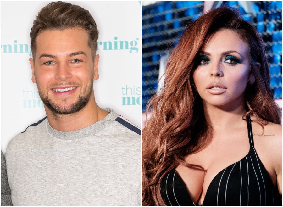 KEBAB SHOP KISS: Little Mix's Jesy Nelson Appears To Confirm Chris Hughes