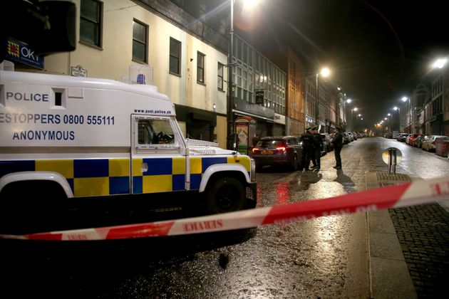 Northern Ireland Car Bomb Explosion: Four Men Arrested Over